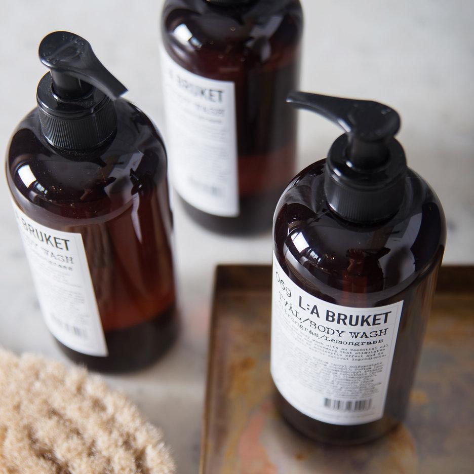 LA Bruket Hand & Body Wash, Lemongrass
