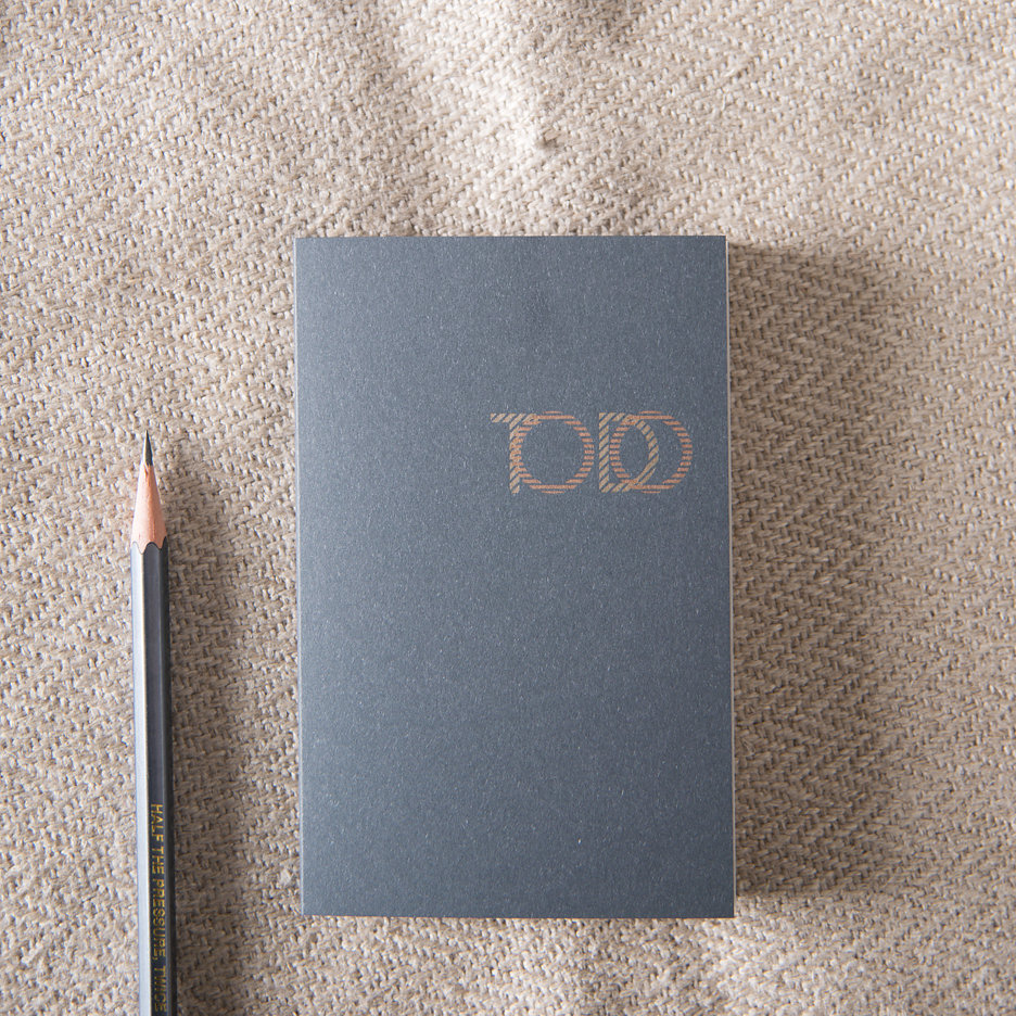 To Do notebook charcoal