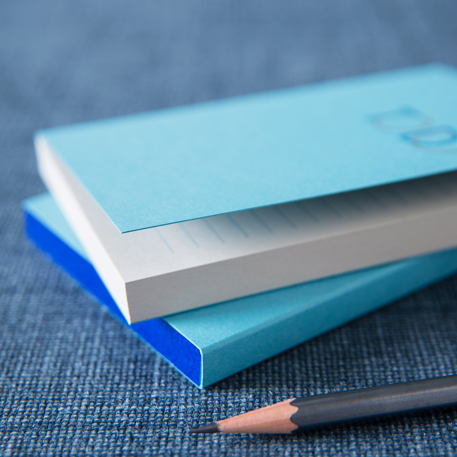 To Do notebook blue