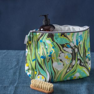 Marble design washbag large Designers Guild