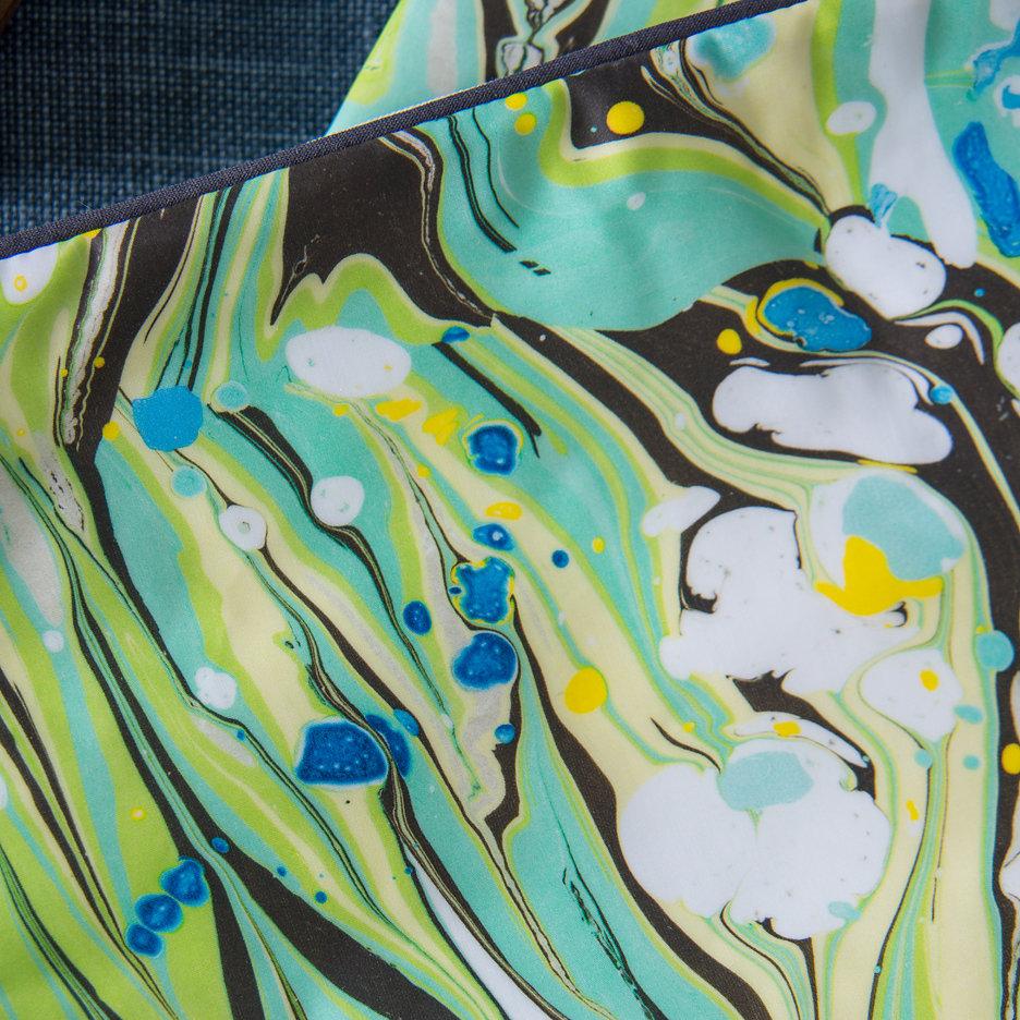 Marble design washbag large Designers Guild
