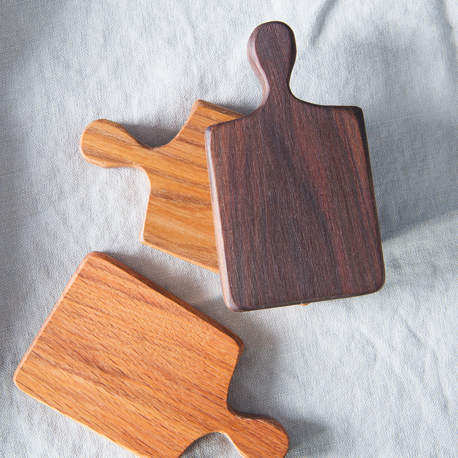 Mini oblong chopping boards