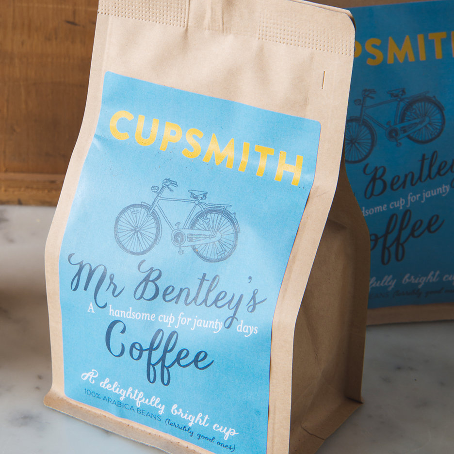Cupsmith Mr Crawford coffee