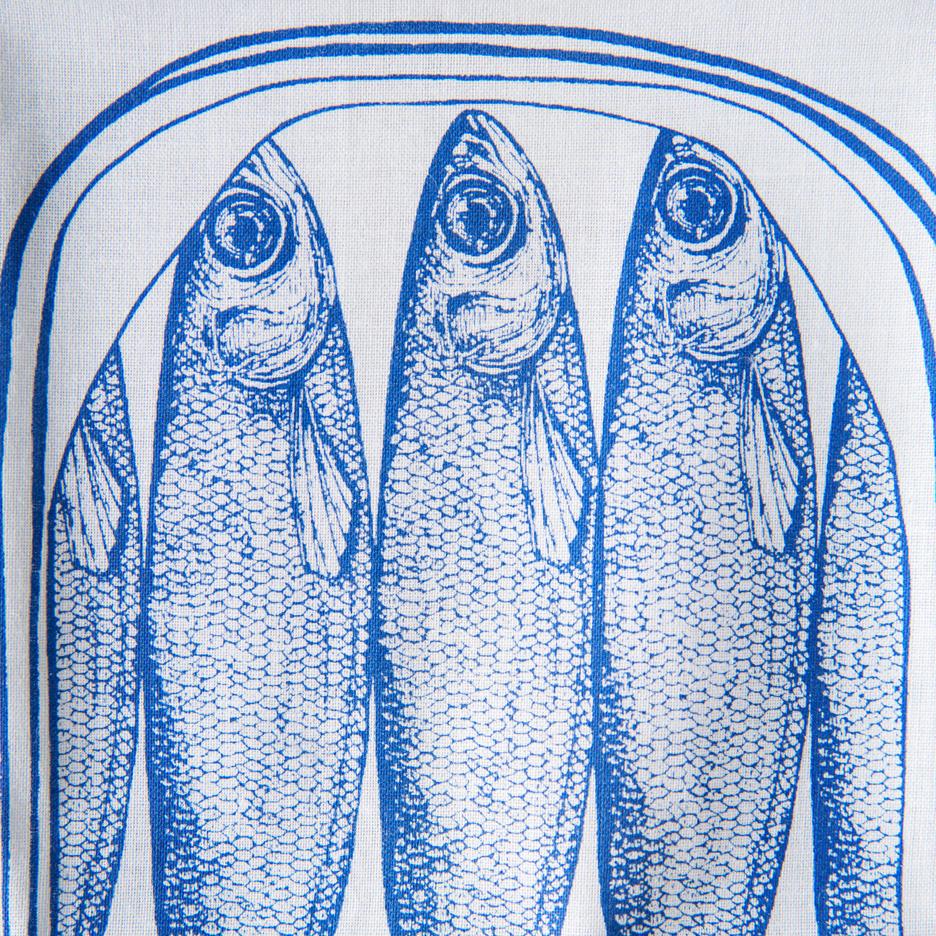 Sardine handkerchiefs, Thornback & Peel