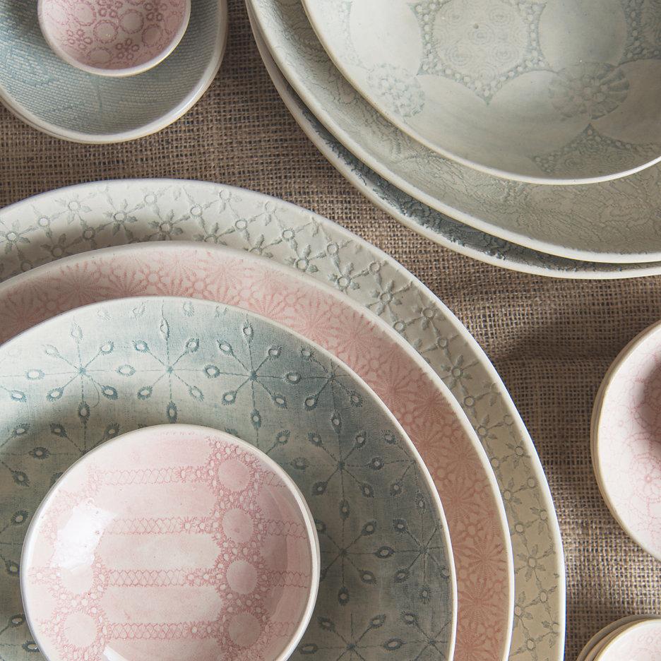Wonki Ware ceramics