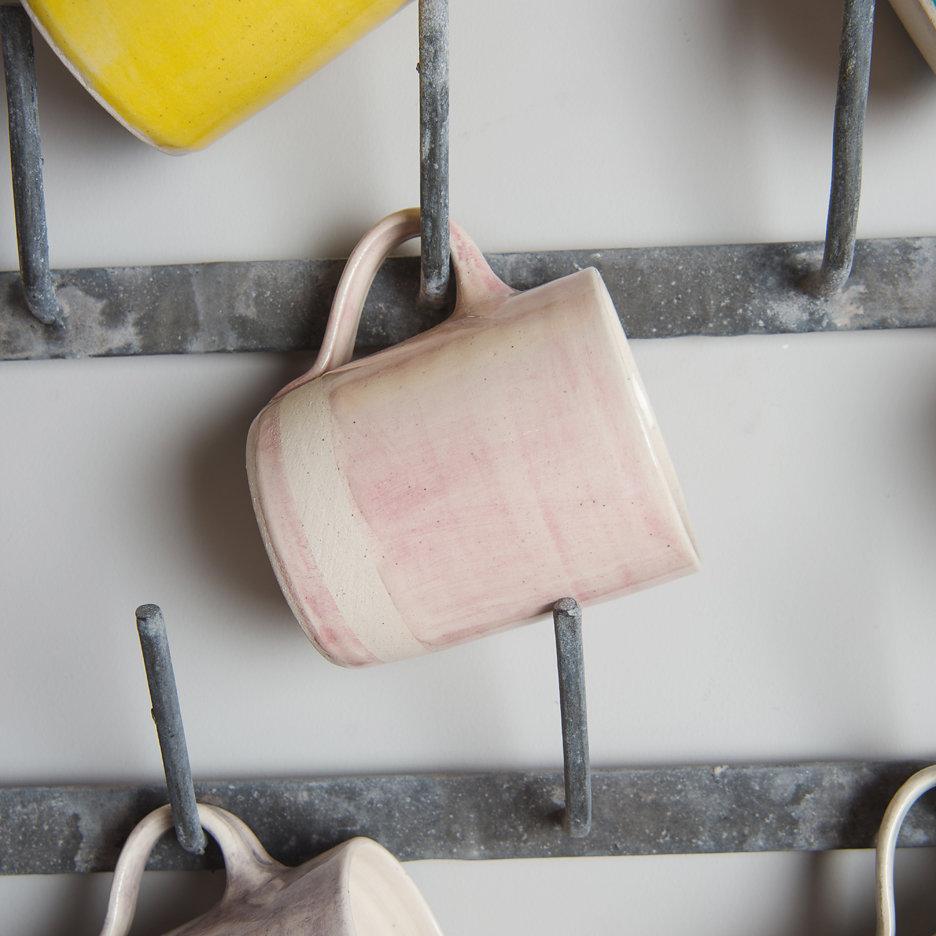 Wonki Ware ceramics mugs