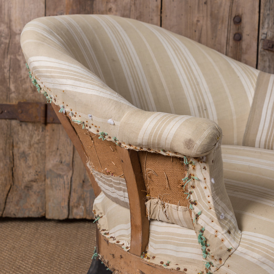 Antique French bedroom chair - The Gilded Cabinet » ANTIQUE FRENCH BEDROOM CHAIR